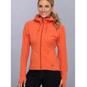 Arc'teryx Tarsa full zip hoodie